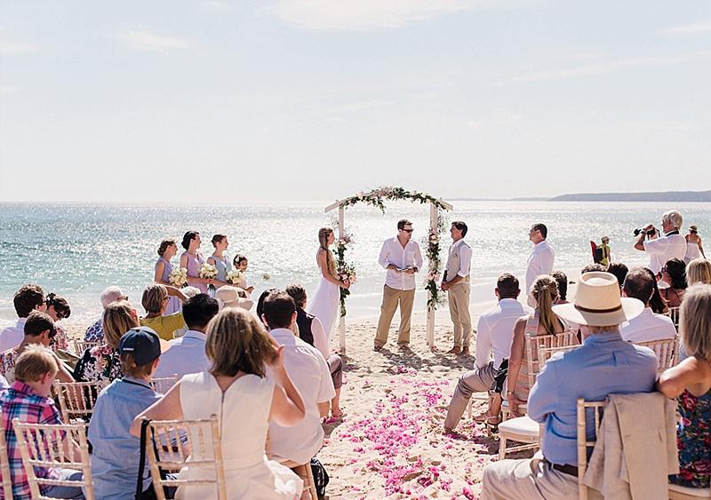 Weddings at Cabanas Beach Restaurant and Bar, Burgau, Lagos, Algarve, Portugal