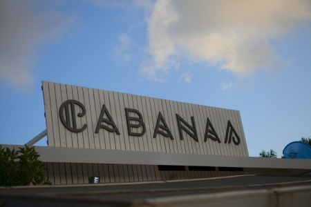 Events at Cabanas Beach Bar